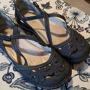 Jambu blossom shoes 8m blue